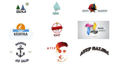 Professional Logo Design - 3 Concepts Total Quality Work