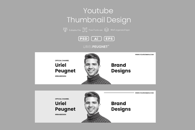 Design your incredible youtube thumbnail in 5 hours