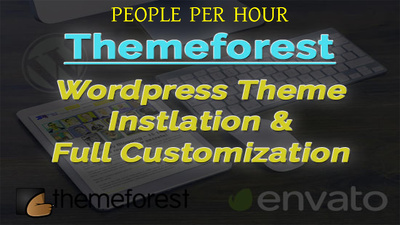 Simple install in your wordpress theme&home page customize