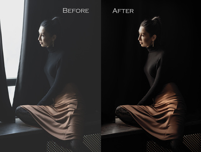 I can deliver detailed high-quality retouch of your 10 images