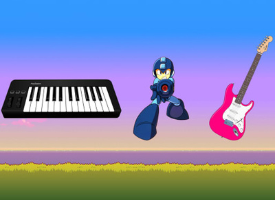 Compose original 8bit music for your project