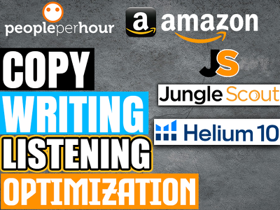 Write Optimized Amazon Listing Content  Keyword Research