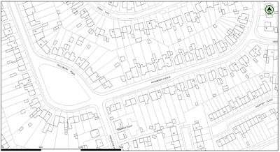 Create a full set of residential planning drawings