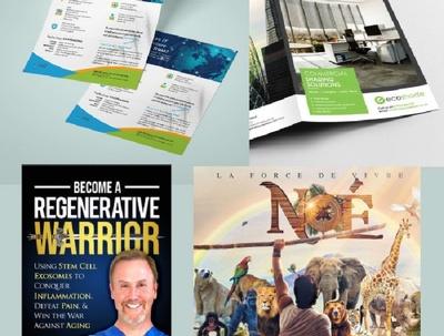 Design an outstanding business flyer, banner, brochure