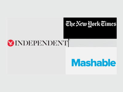 Publish Your Content on Independent, New York Times, Mashable