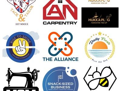 Design dynamic logos + multiple revision + get Ai PDF SVG PNG