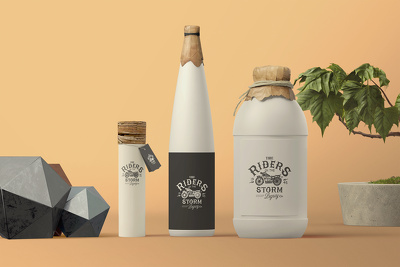 Design professional product labels or packaging