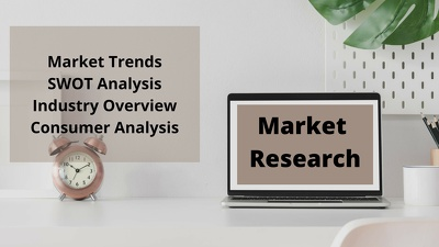 Conduct a quality market research in any industry