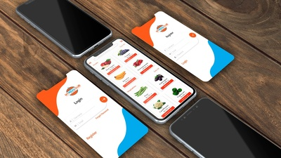 Do Premium Quality Mobile App Design for Android and iOS