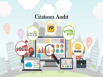 Provide citations audit to your site