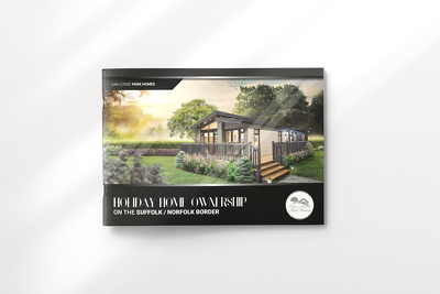Design a 15 page Luxury Brochure