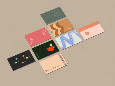 Design any work (business card, brochure, flyer, poster, etc.)