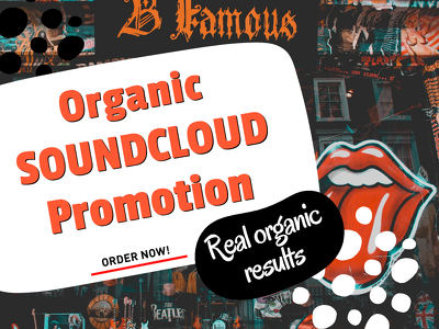Do organic SoundCloud music promotion