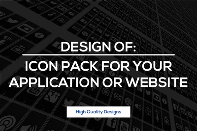 Design 12 amazing flat icons for your business or website