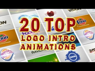 Create Amazing logo intro animation (You will get 10 animations)