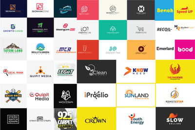 Design professional logo+ unlimited revisions