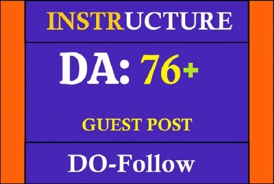 Provide guest post on instructure with dofollow