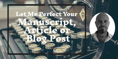 Lovingly proofread and line edit your writing