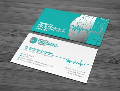 Design outstanding business card print ready