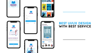 Create stunning mobile and web UI/UX design