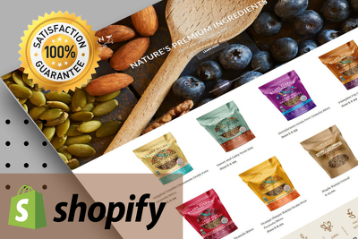 Design Shopify website that makes SALES for your business