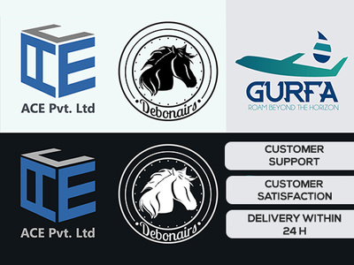 Design logo for you or your business