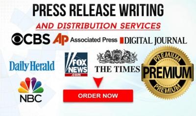 Submit Press Release To ABC, NBC, CBS, FOX TV, 200+ News