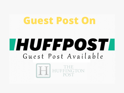 Publish Your Content On Huffington
