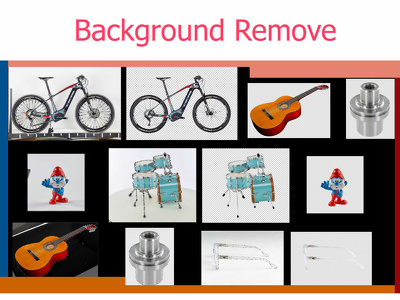 Background removal 30 images 3 hr quickly delivery