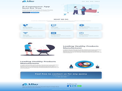 Create cprofessional website with html, CSS, and tailwind