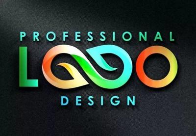 Design 5 professionel and unique logo/3D