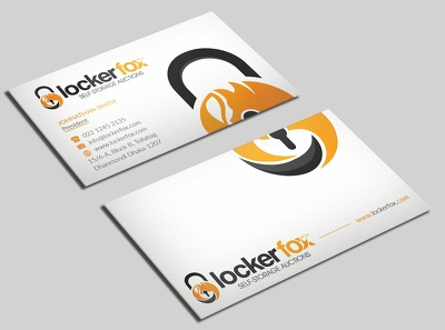 Design your original and unique business card  for 8€