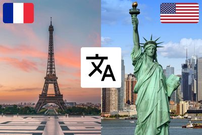 Transform all your texts from english to french and vice versa