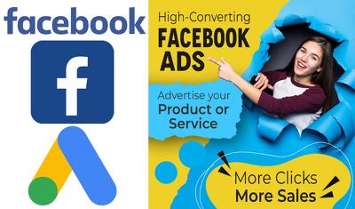 Design high converting facebook ads