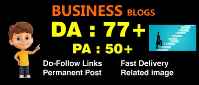 Guest Post On Business/Marketing Niche with TF 50