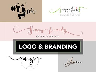 Design Unique Logo & Essential Brand Guideline