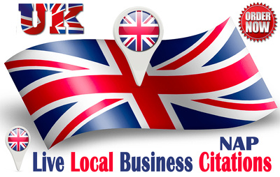 Do 100 Directory Local Citations submits NAP UK USA