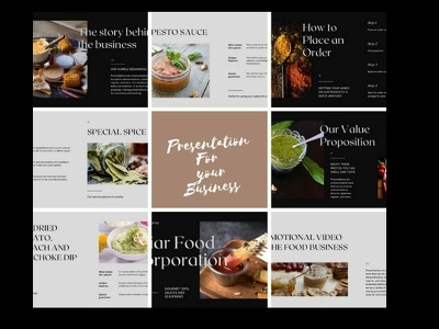 Create World-Class High-Quality Presentation for your Business