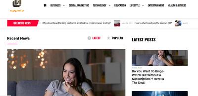 Appeio.com Guest Post DR61 Digital Marketing Lifestyle niche
