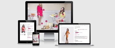 Build Responsive & Fast Loading WordPress E-commerce website