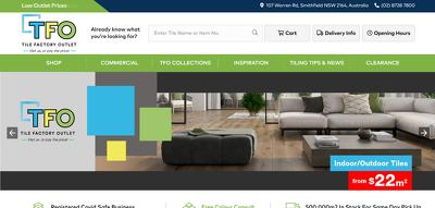 Set up an ecommerce webstore
