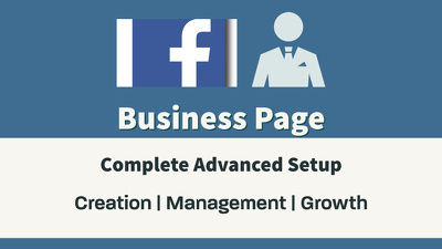 Create | Optimize | Manage | Grow Facebook Business Page