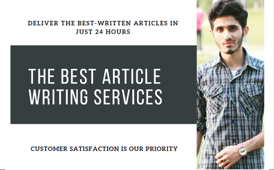 Write an SEO optimized article of 500 words in 24 hours
