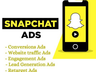 Run snapchat ads for your business professionally