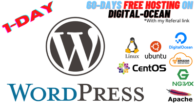 Setup DigitalOcean or AWS VPS with latest WordPress