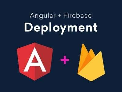 Develop web application using angular and firebase