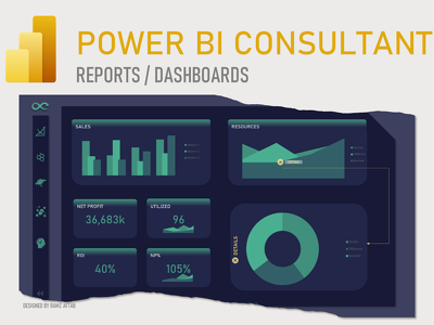 Deliver reporting dashboard in Power BI / Tableau / Data Studio