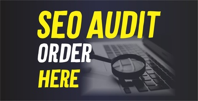 Provide SEO audit report with action plans
