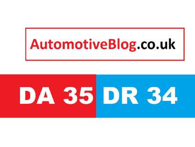 Guest post on Automotive Blog  automotiveblog .co . uk