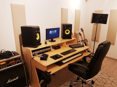Professionally mix and master your music